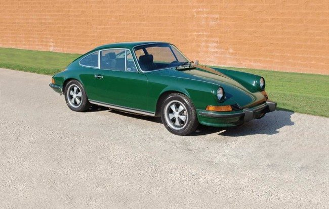 1973 Porsche 911S Coupe 4 full photo