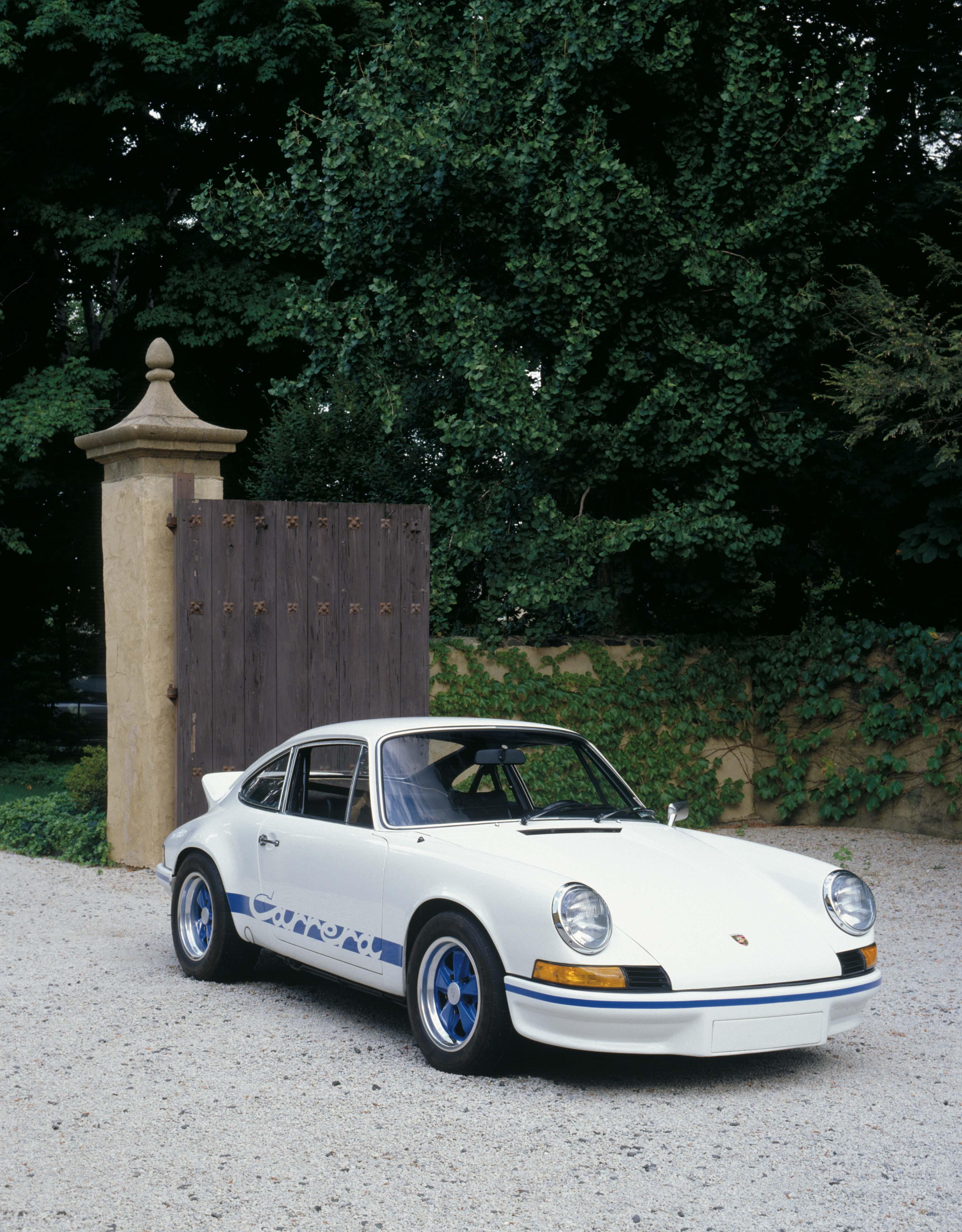 1973 Porsche Carrera Rs 2 7 The Ultimate Classic 911 Heacock Classic Insurance