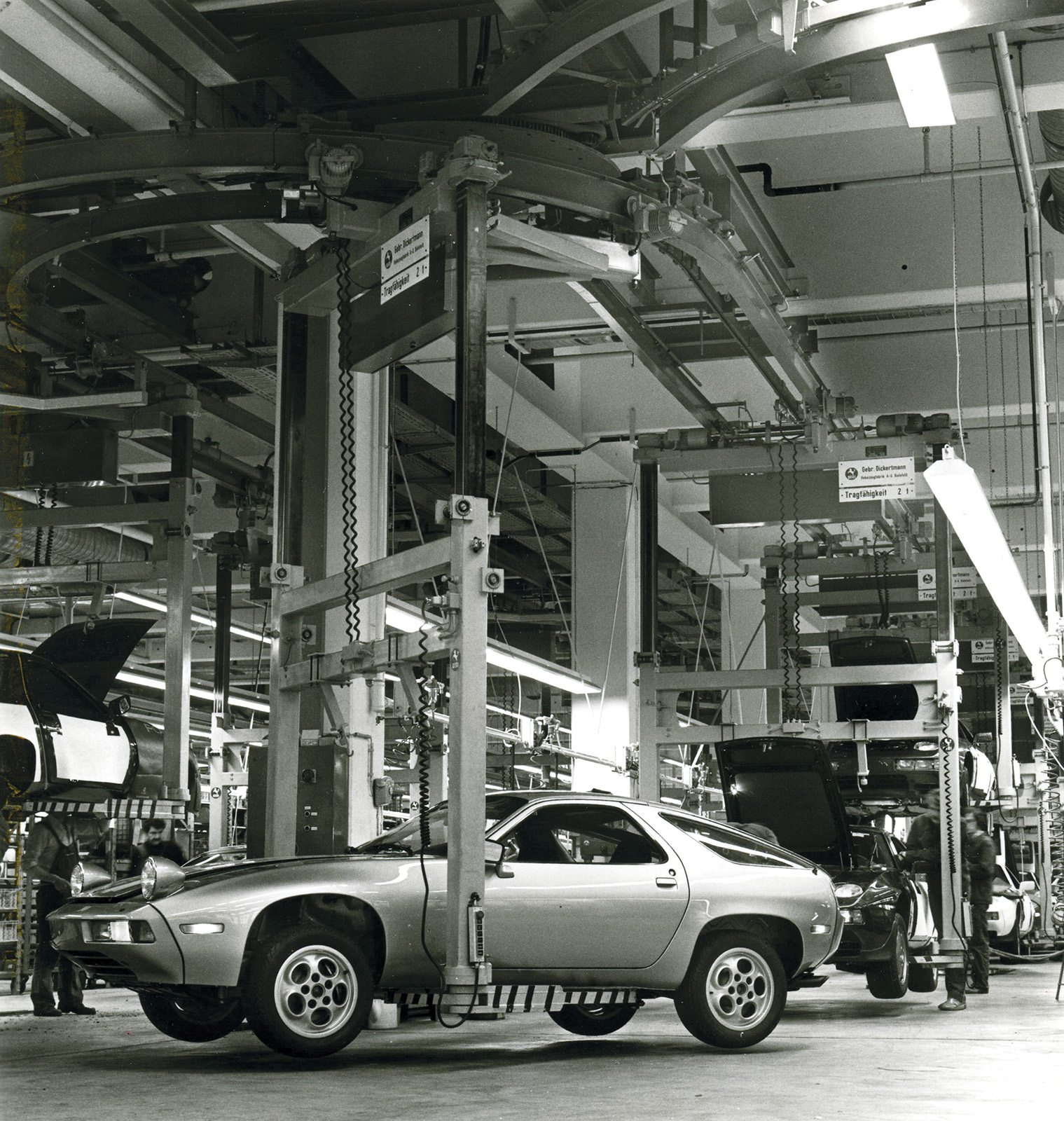 1993 Porsche GTS Coupe Assembly