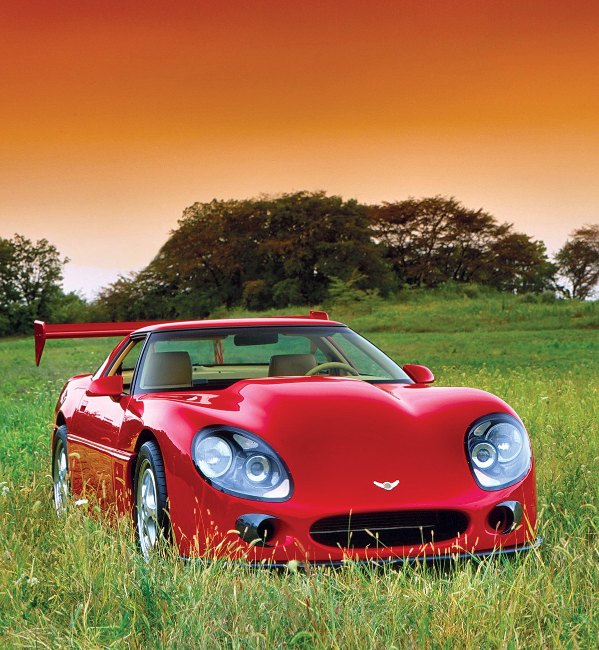 1996 Callaway Corvette SuperNatural Le Mans
