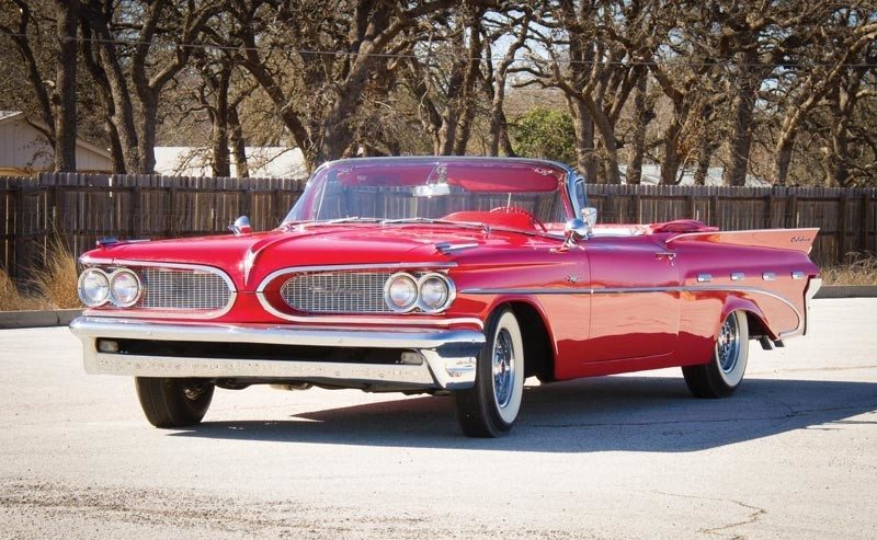 1959 pontiac catalina tri power convertible heacock classic insurancea fully equipped pontiac catalina in 1959 was one of the most powerful and desirable cars available from general motors, but car styling was leaping forward