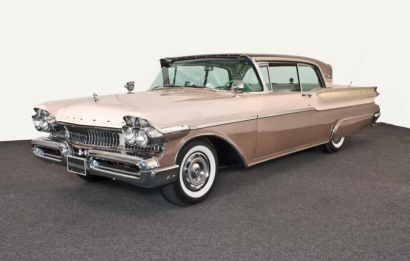 1957 Mercury Turnpike Cruiser Hardtop
