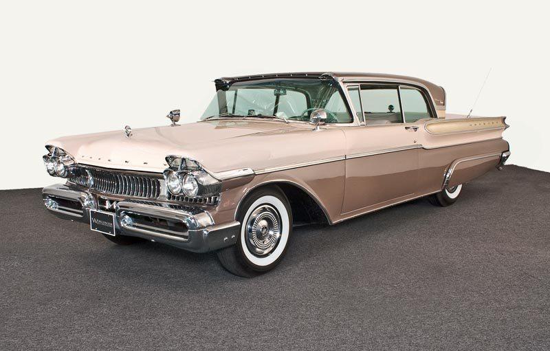 1957 Mercury Turnpike Cruiser Hardtop  Heacock Classic Insurance