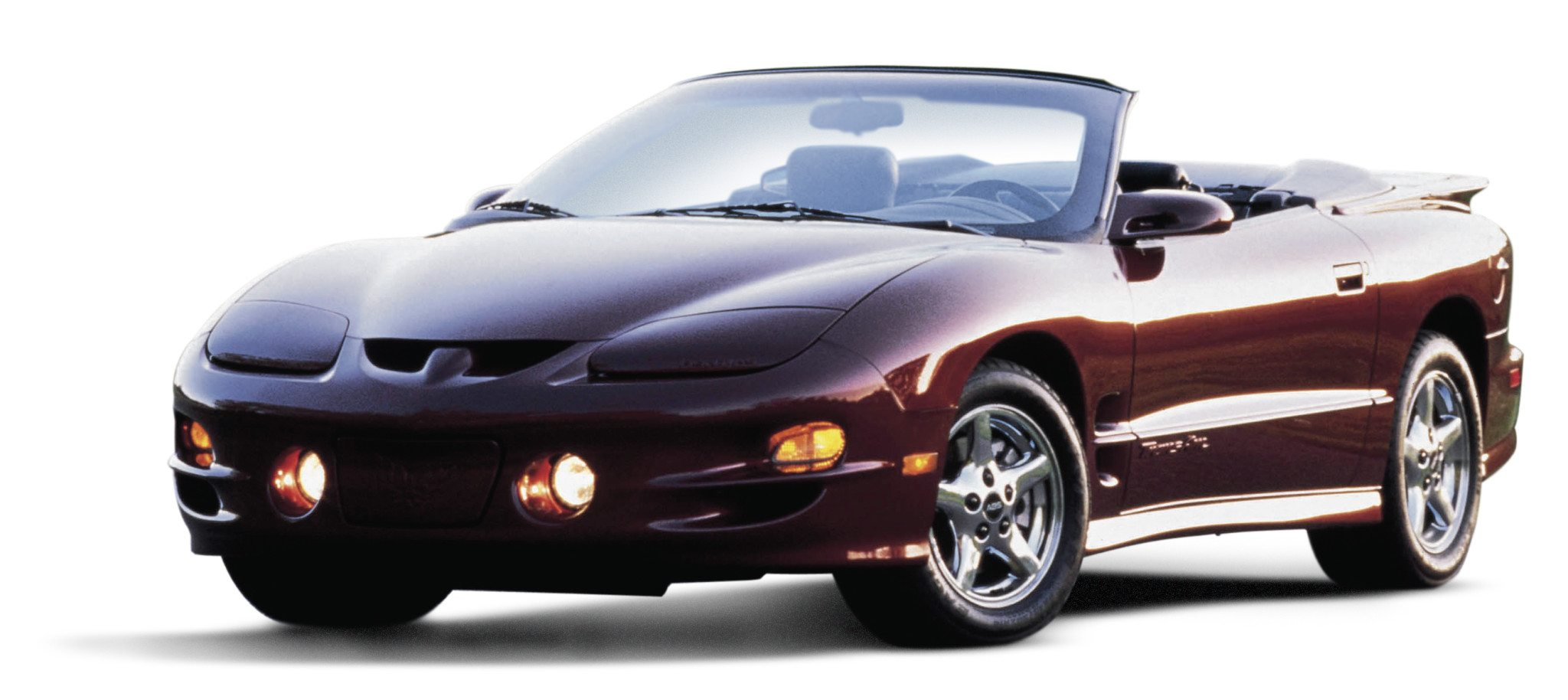 2002 Pontiac Firebird Trans Am Convertible