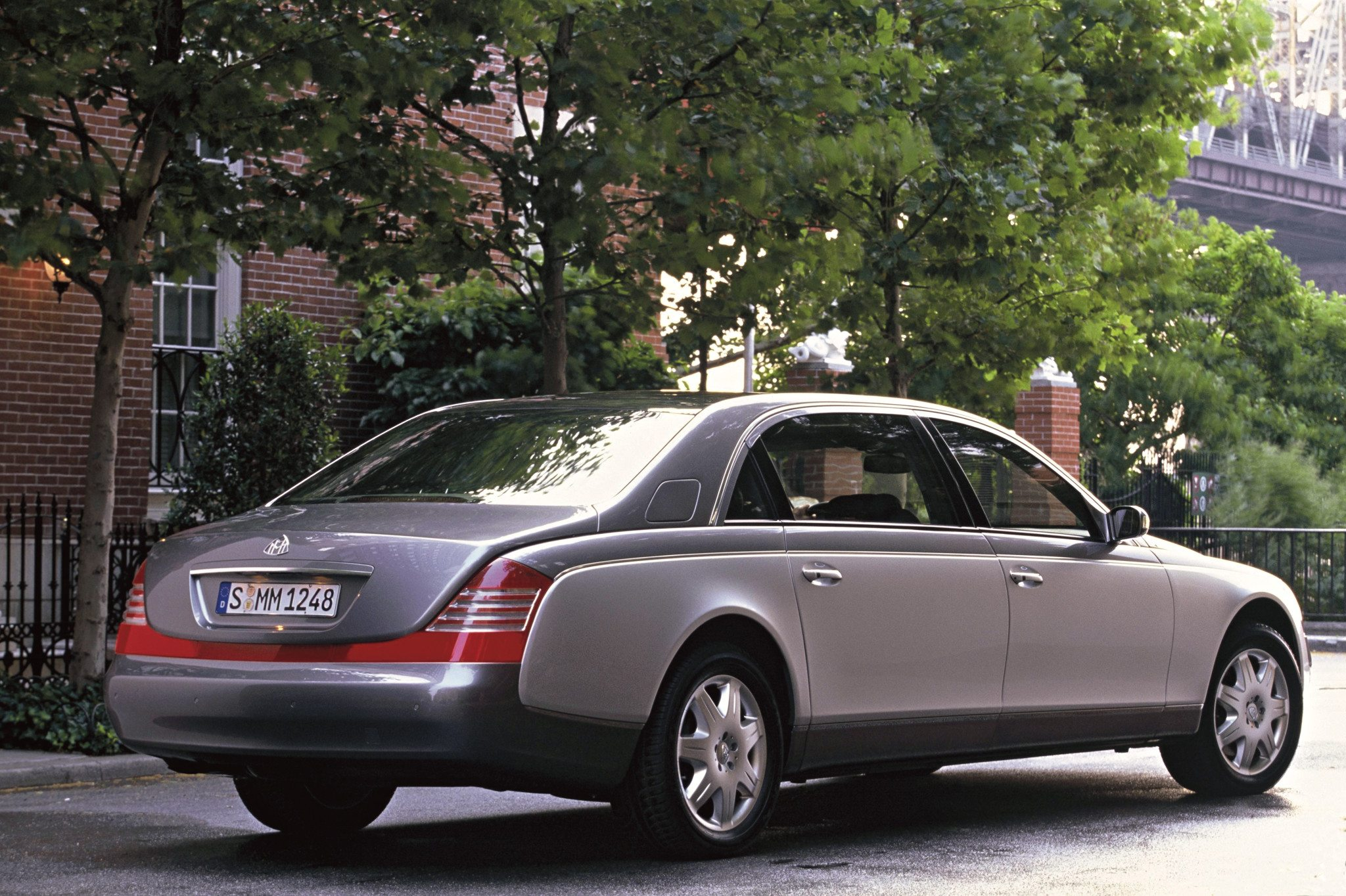 2004 Maybach 62 With 150 Inch Wheelbase
