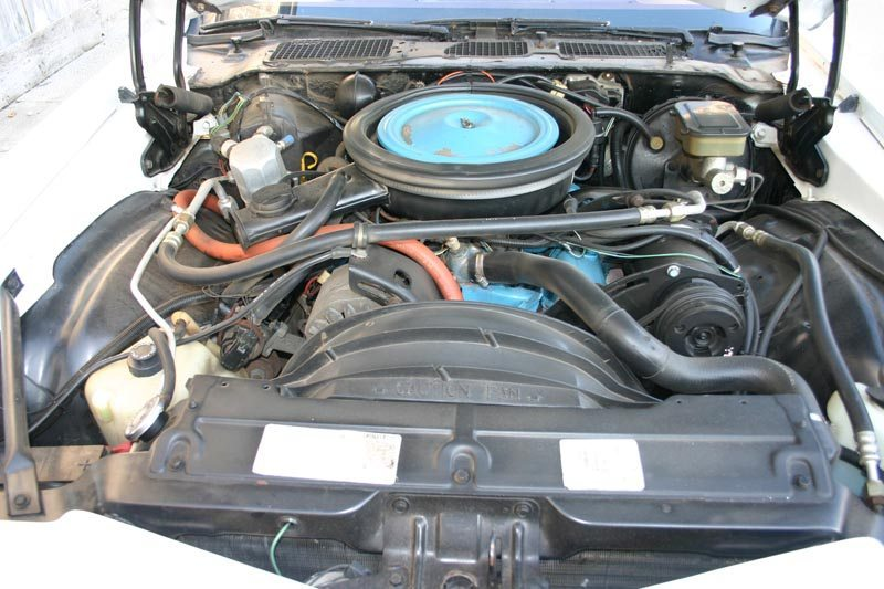 1981 Chevrolet Camaro Z28 350 V8 Engine