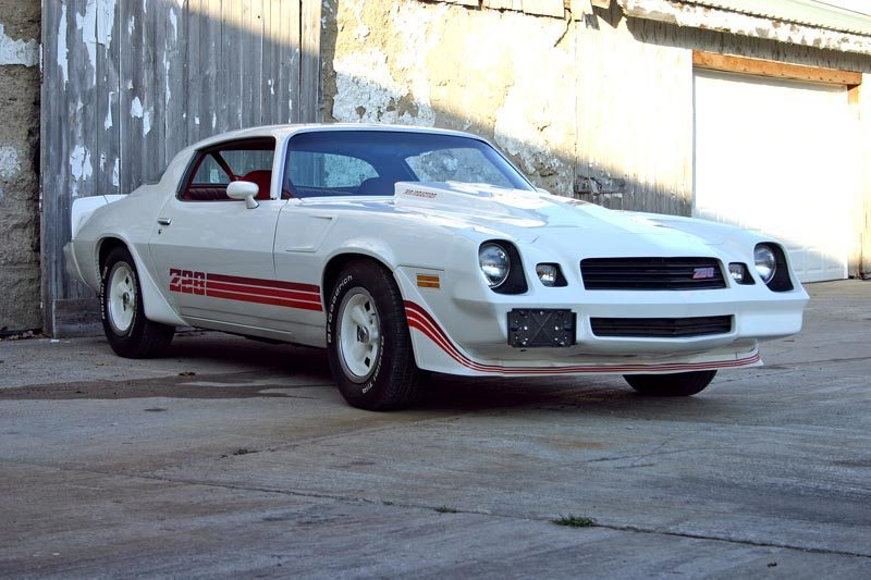 1981 Chevrolet Camaro Z28 Coupe Heacock Classic Insurance