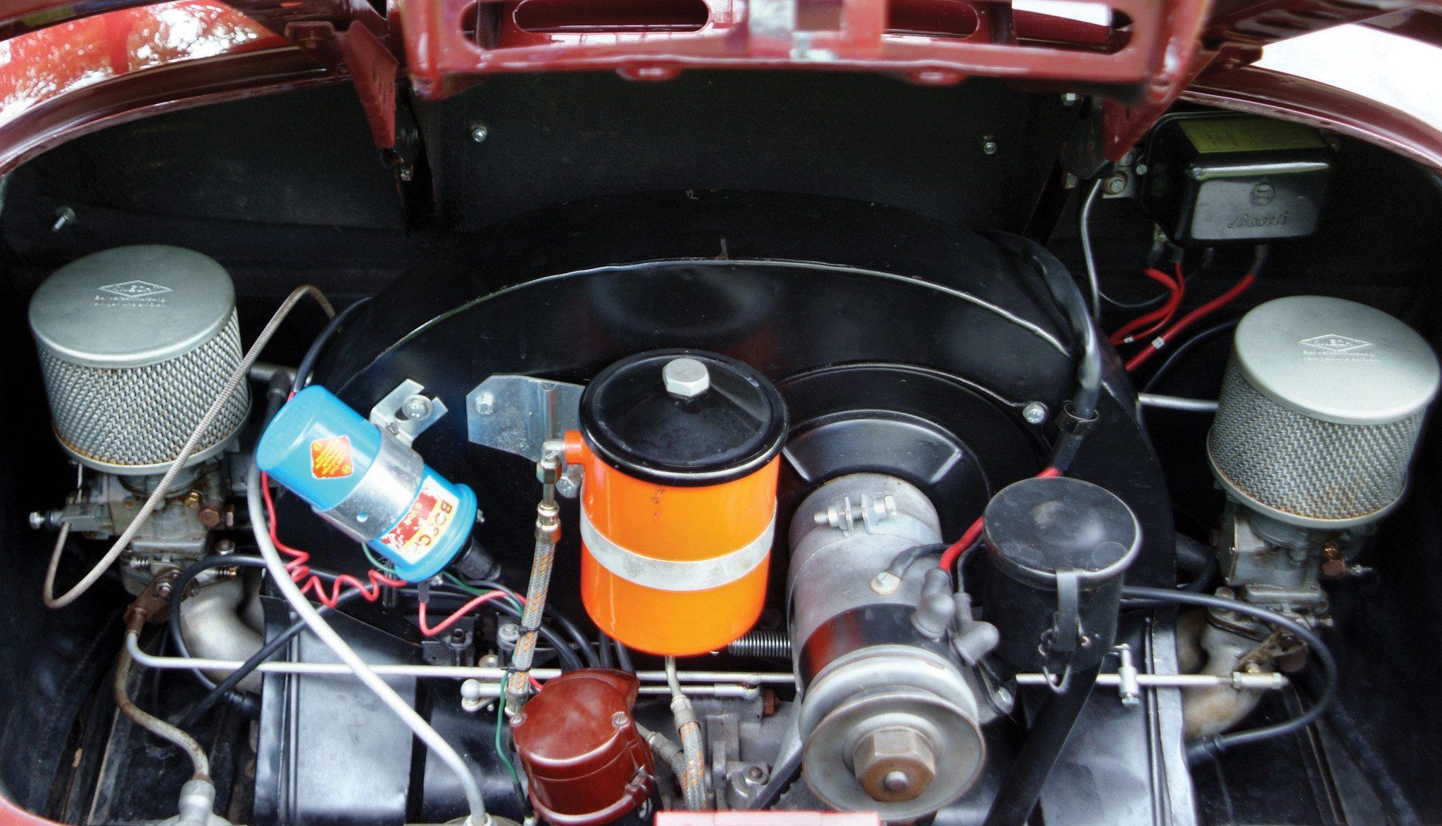 356 Continental 1.5l 1500cc flat four cylinder