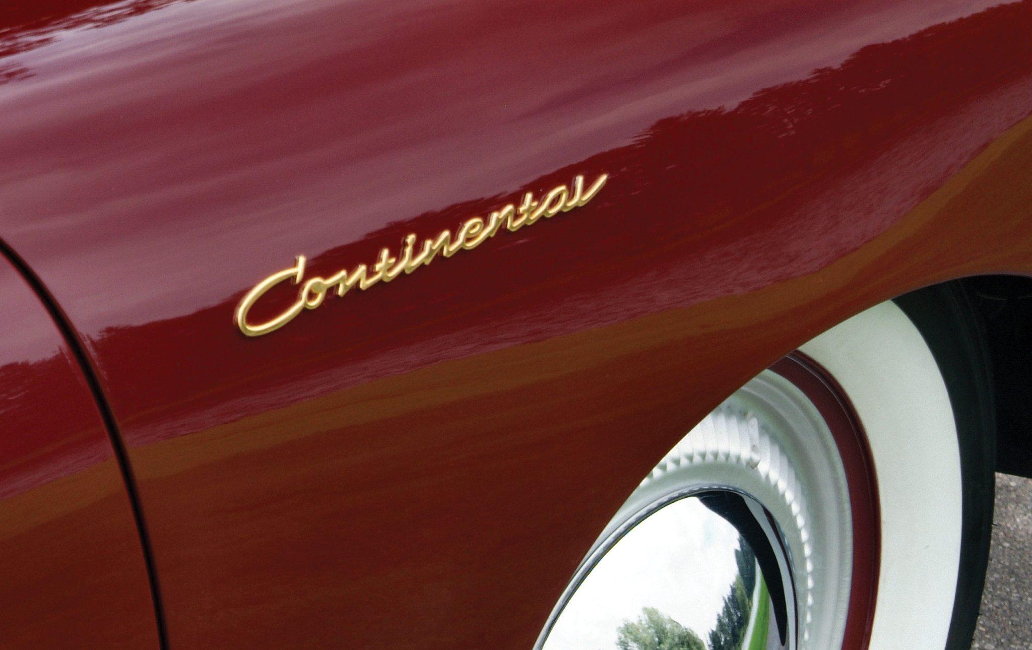 356 Continental Cabriolet Reutter Coachwork