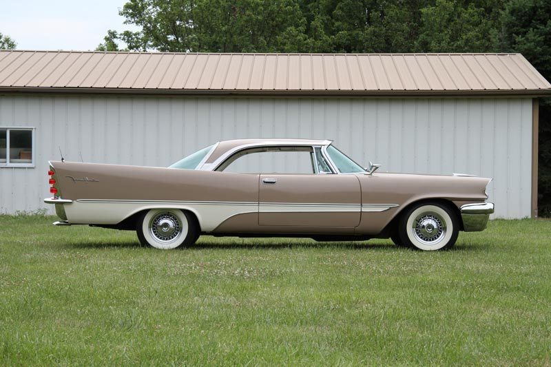 1957 DeSoto Fireflite Sportsman Side View