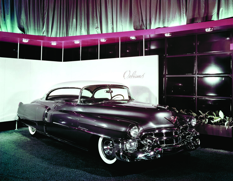 1957-58 Cadillac Eldorado Purple