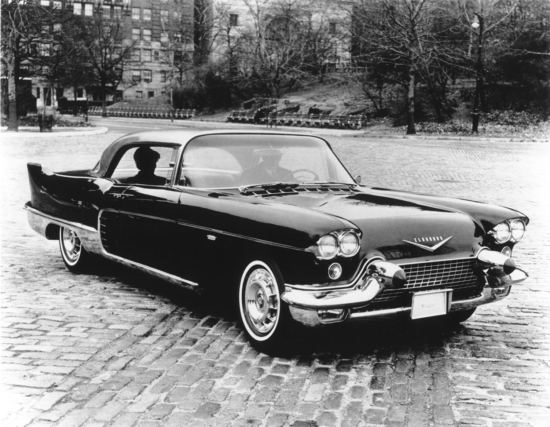 1957-58 Cadillac Eldorado Black