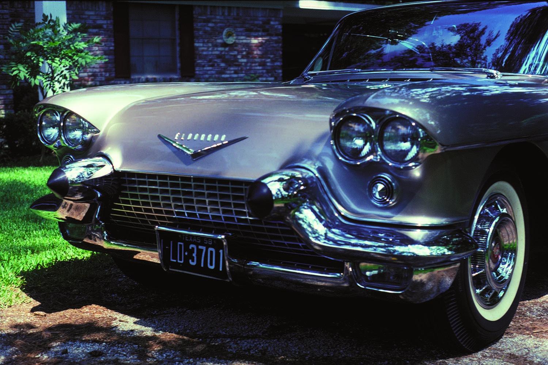 1957-58 Cadillac Eldorado Front End