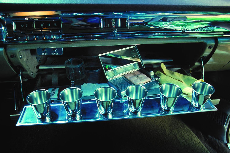 1957-58 Cadillac Eldorado Bar