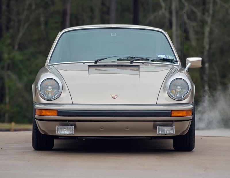 1976 Porsche 912E Coupe Front