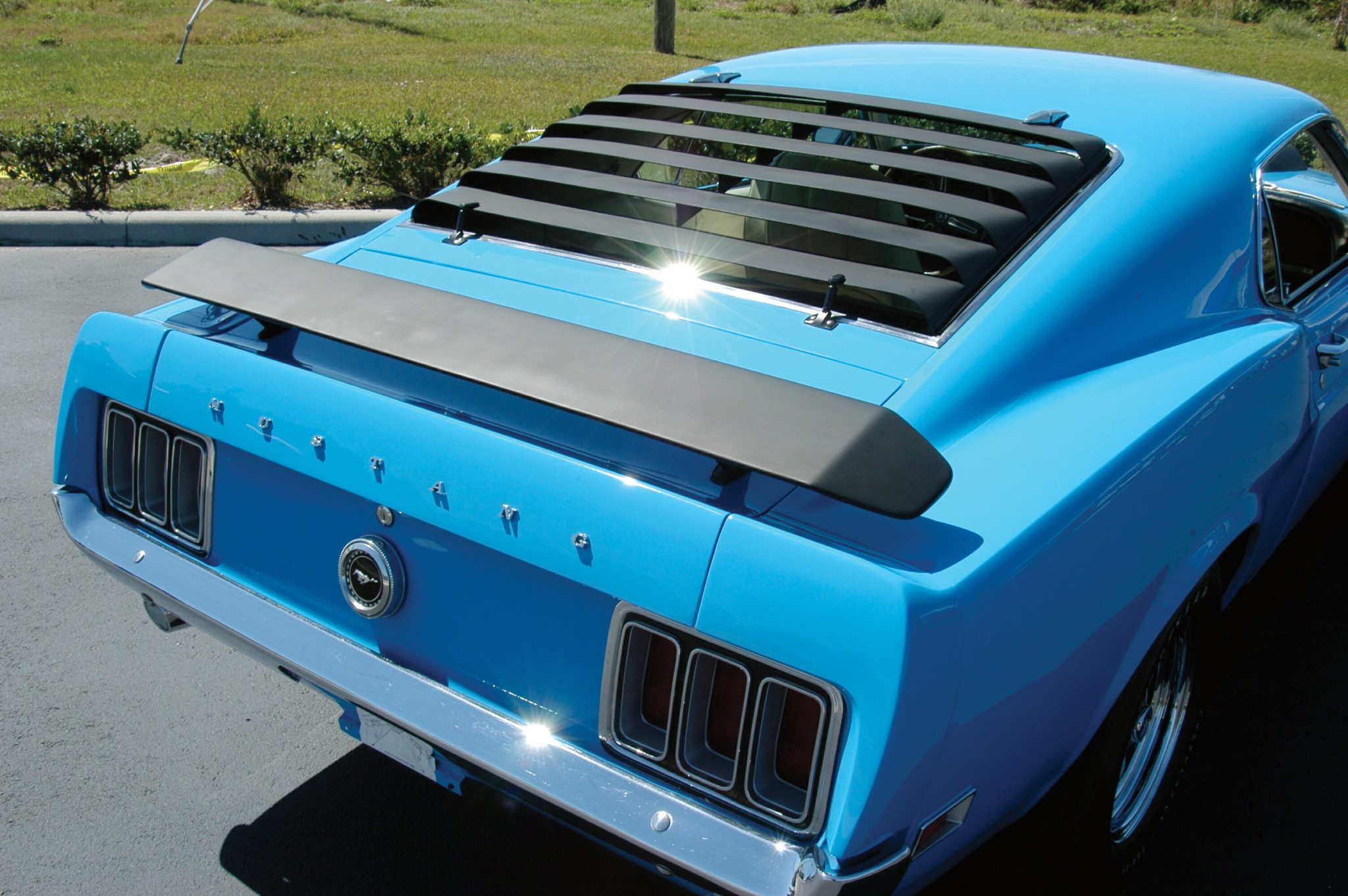 70's Boss 429 With Sports Slats