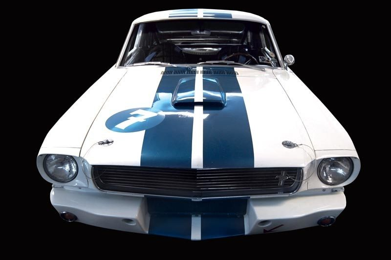 The Mustang Was Introduced To Great Fanfare In Middle Of 1964 During Fords Total Performance Era Despite Its Modest 6 Cylinder Origins