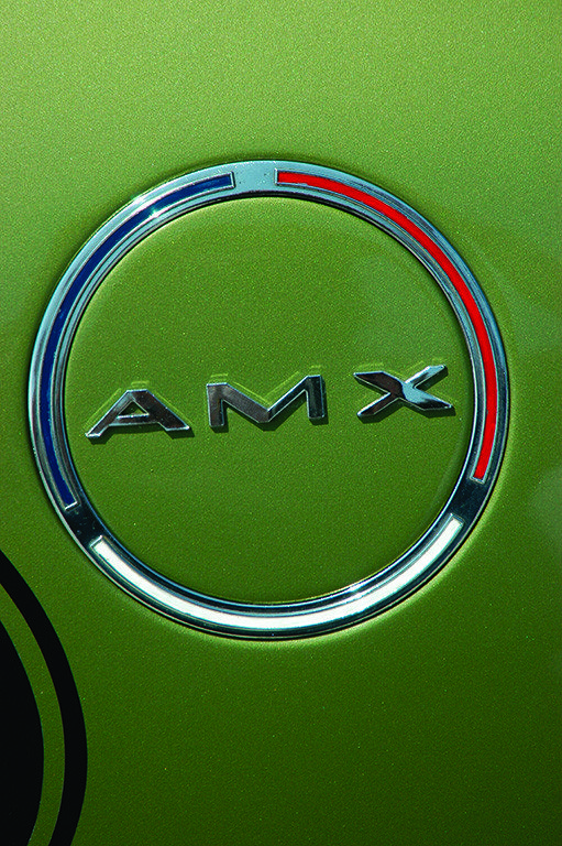 1970 AMC AMX Detail