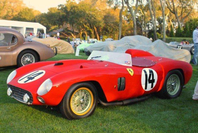 Amelia 3 Ferrari