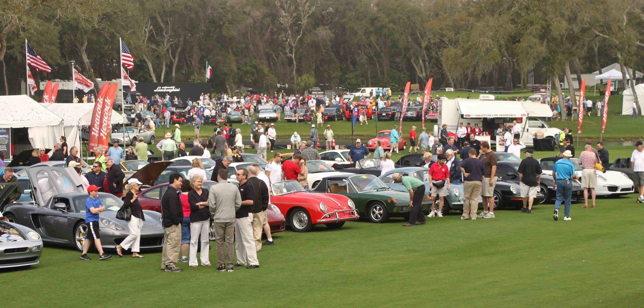 Cars And Coffee At Amelia Island Saturday March - Amelia island car show