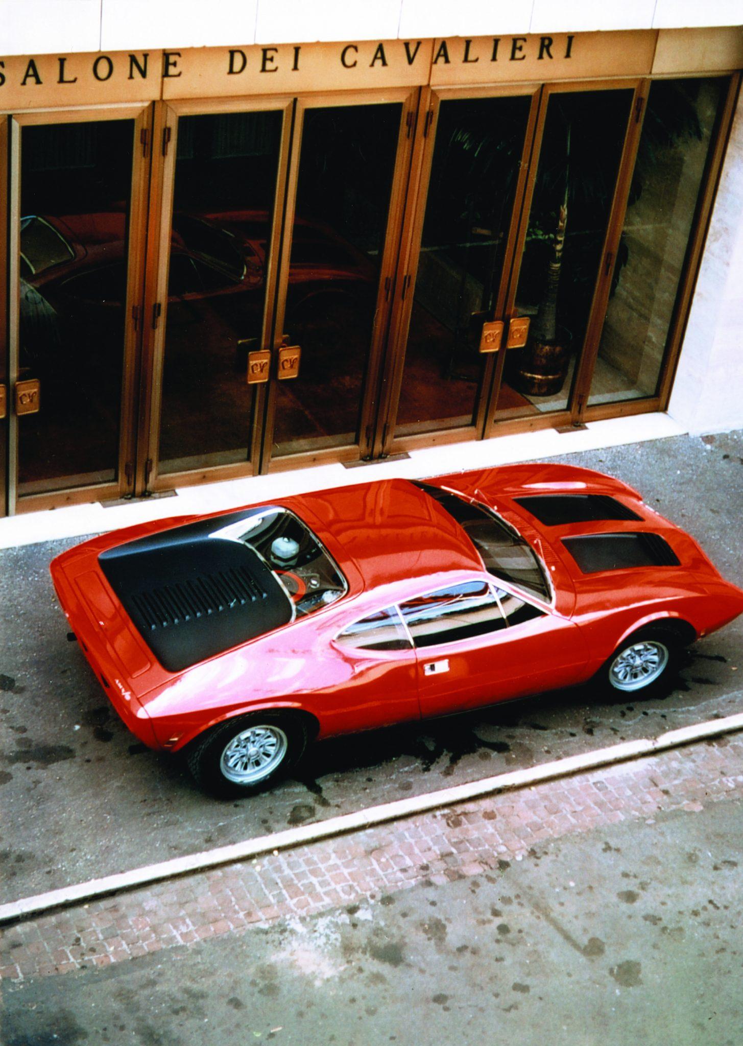 American Motors AMX3 Top View copy