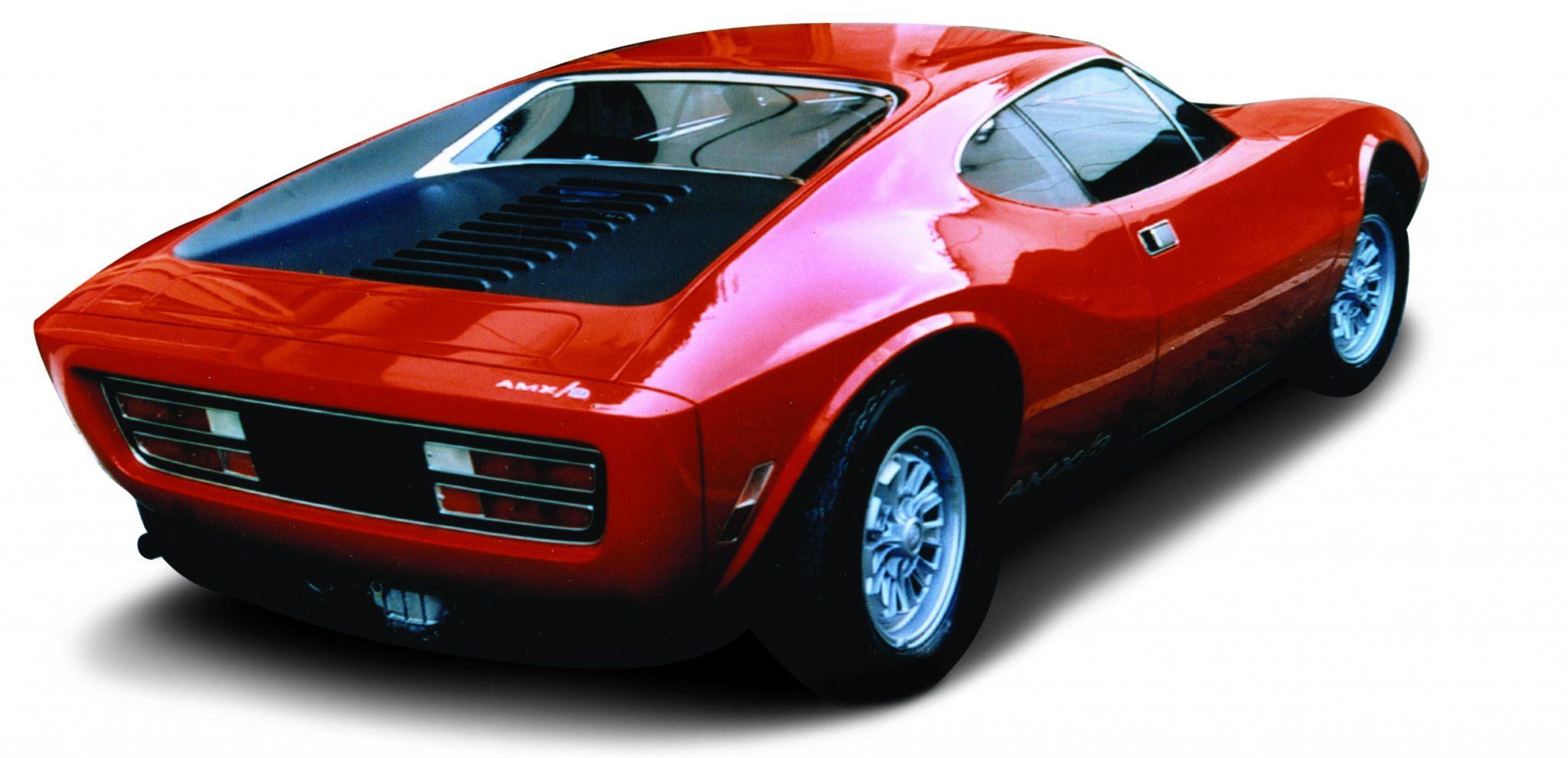American Motors AMX3