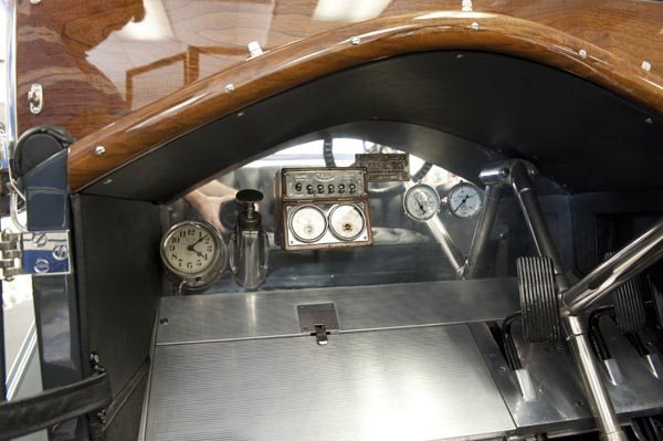 1912 Rolls Royce Silver Ghost 40/50 HP Gauges