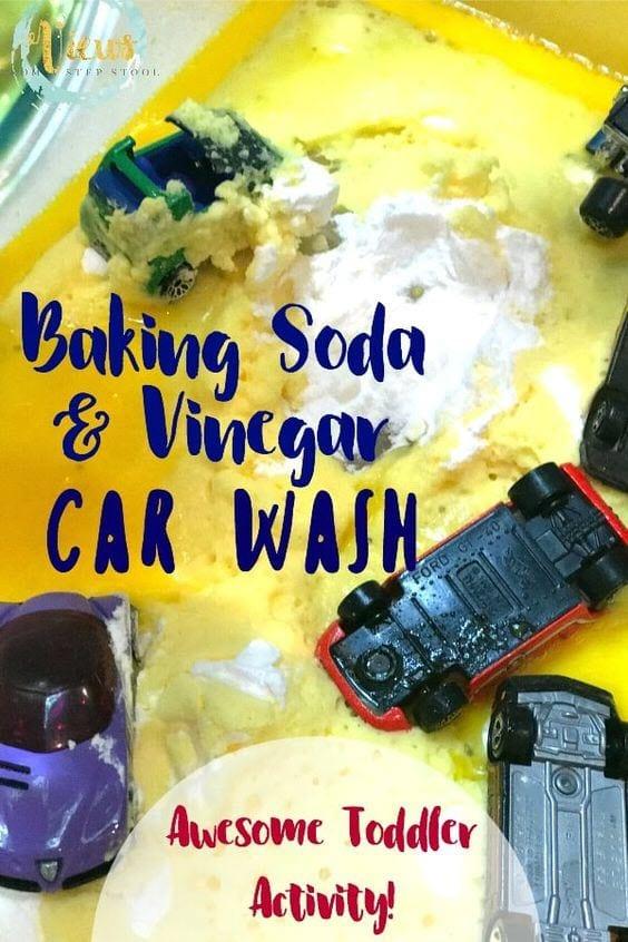 baking-soda-vinegar-car-wash-indoor-activity