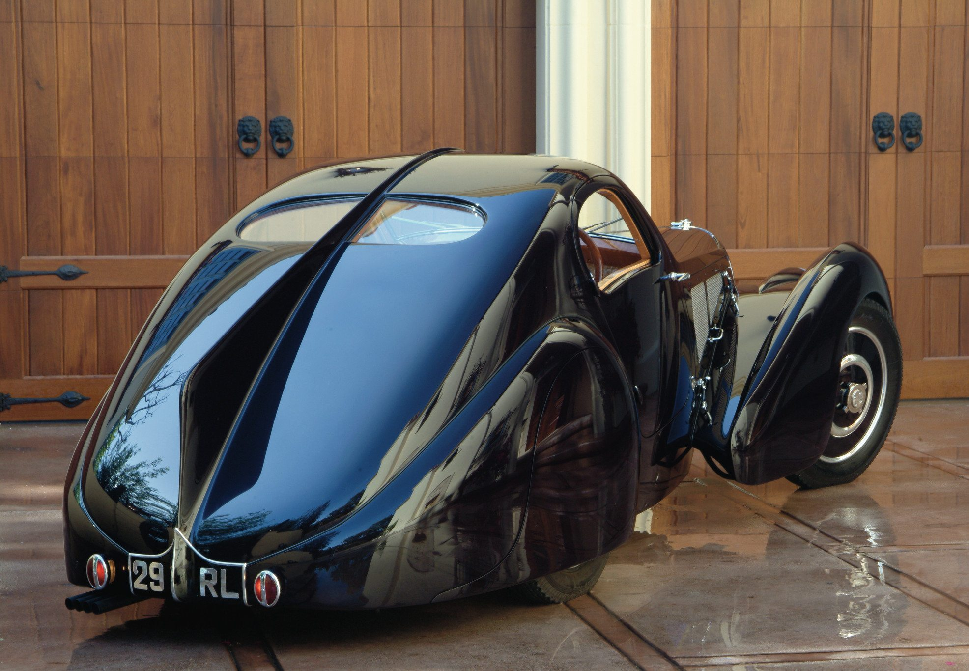 What type of car is a bugatti