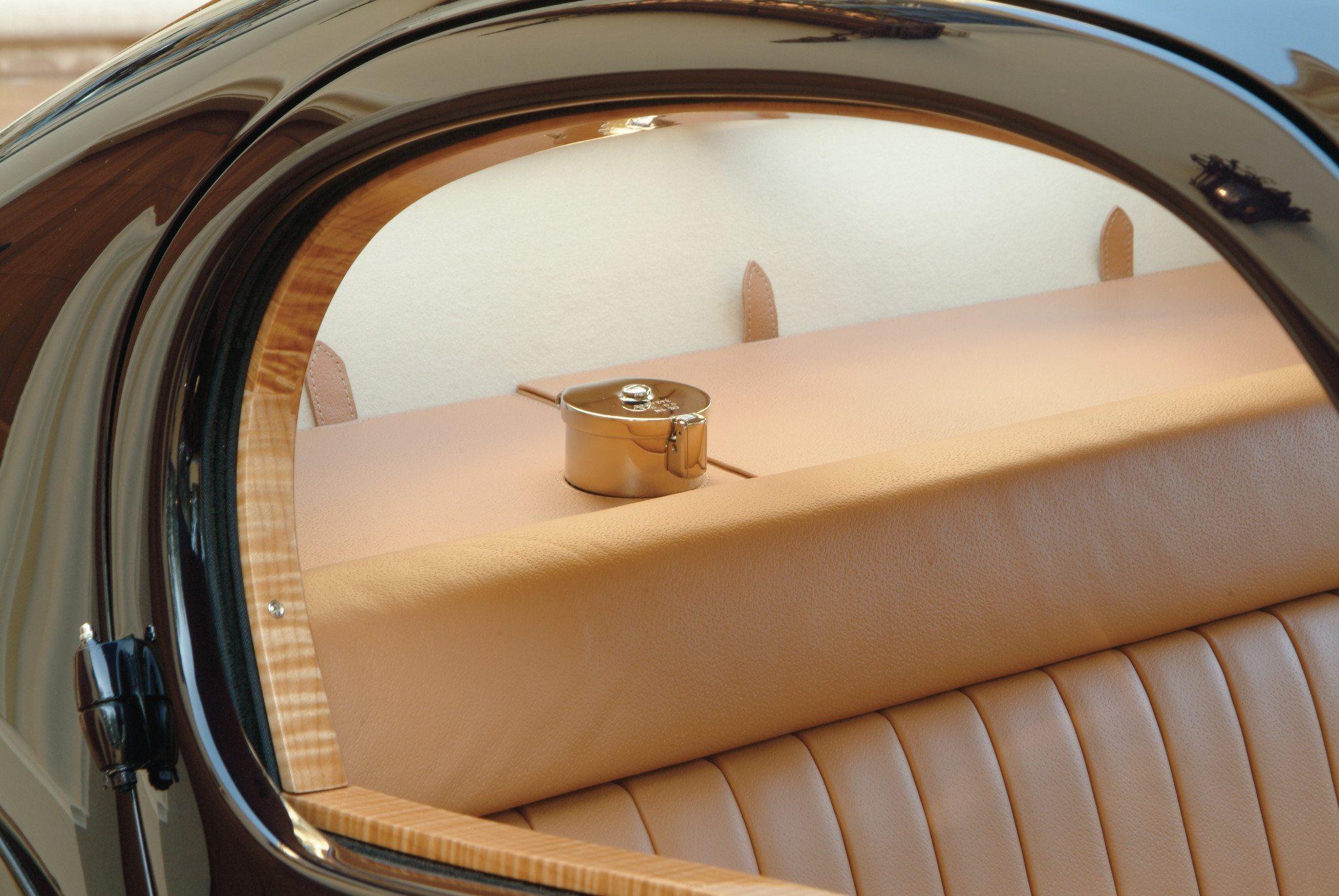 Bugatti Type 51 Dubos Fuel Cap