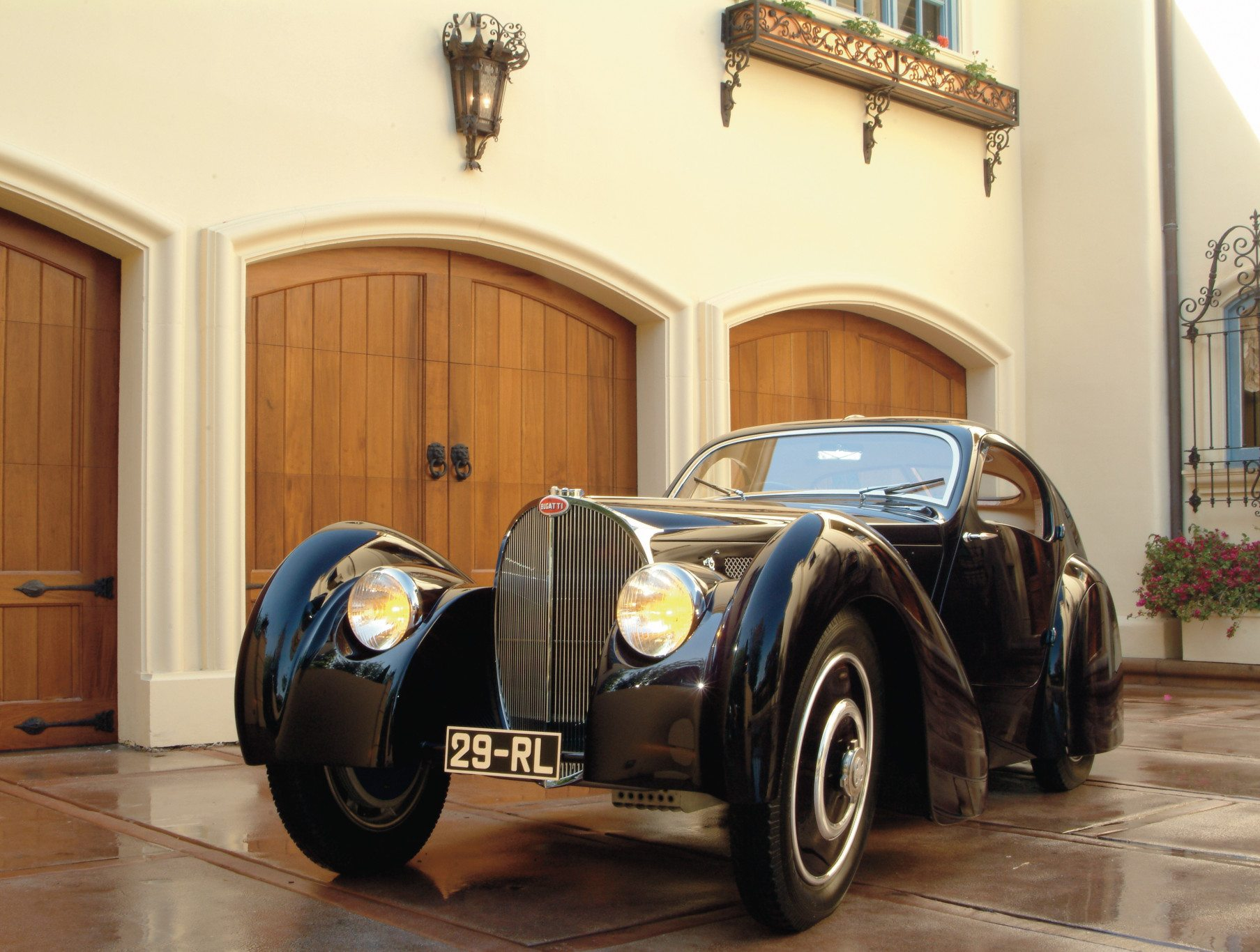 Bugatti Type 51 Dubos