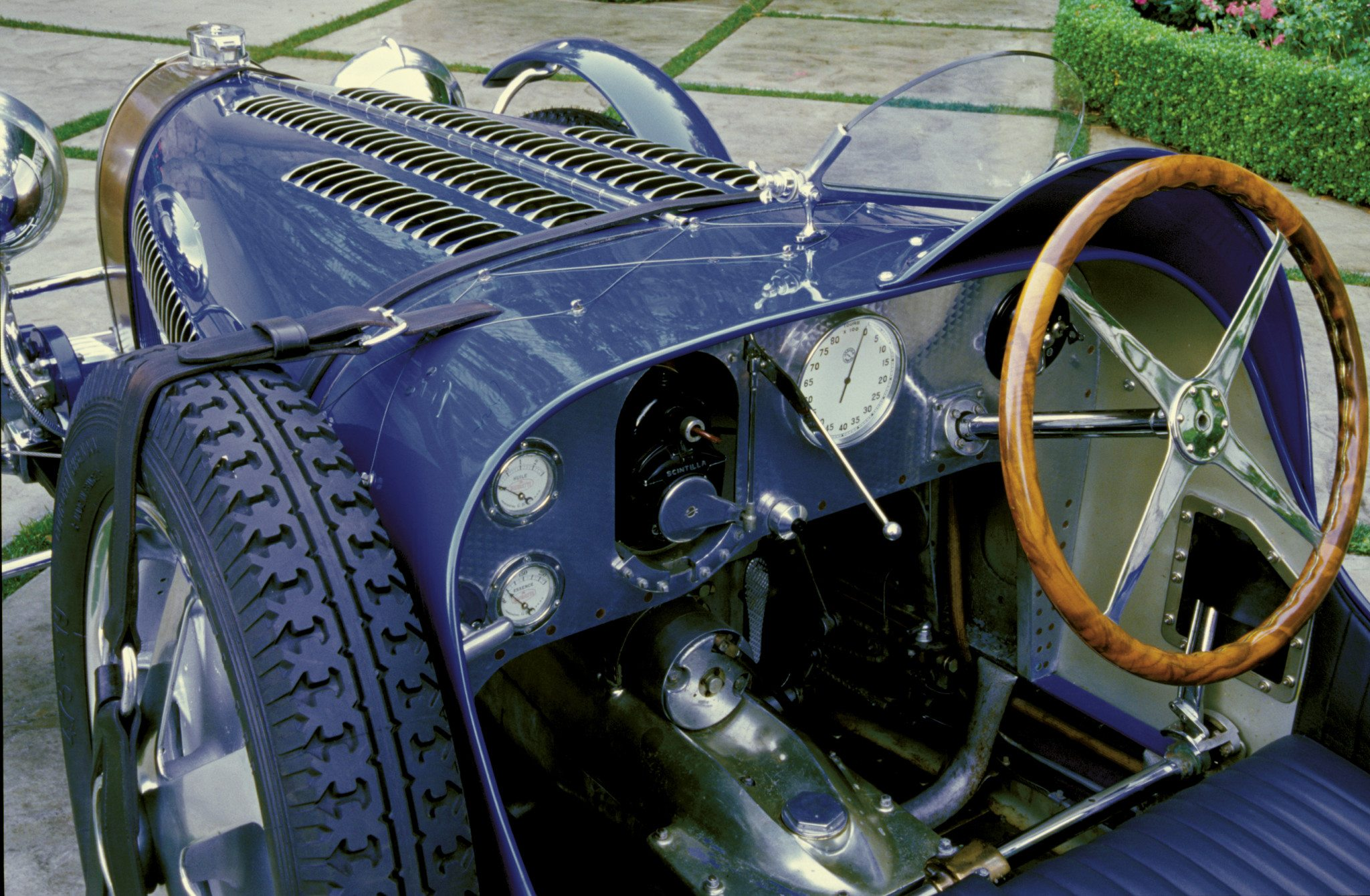 Bugatti Type 51 Grand Prix Dash