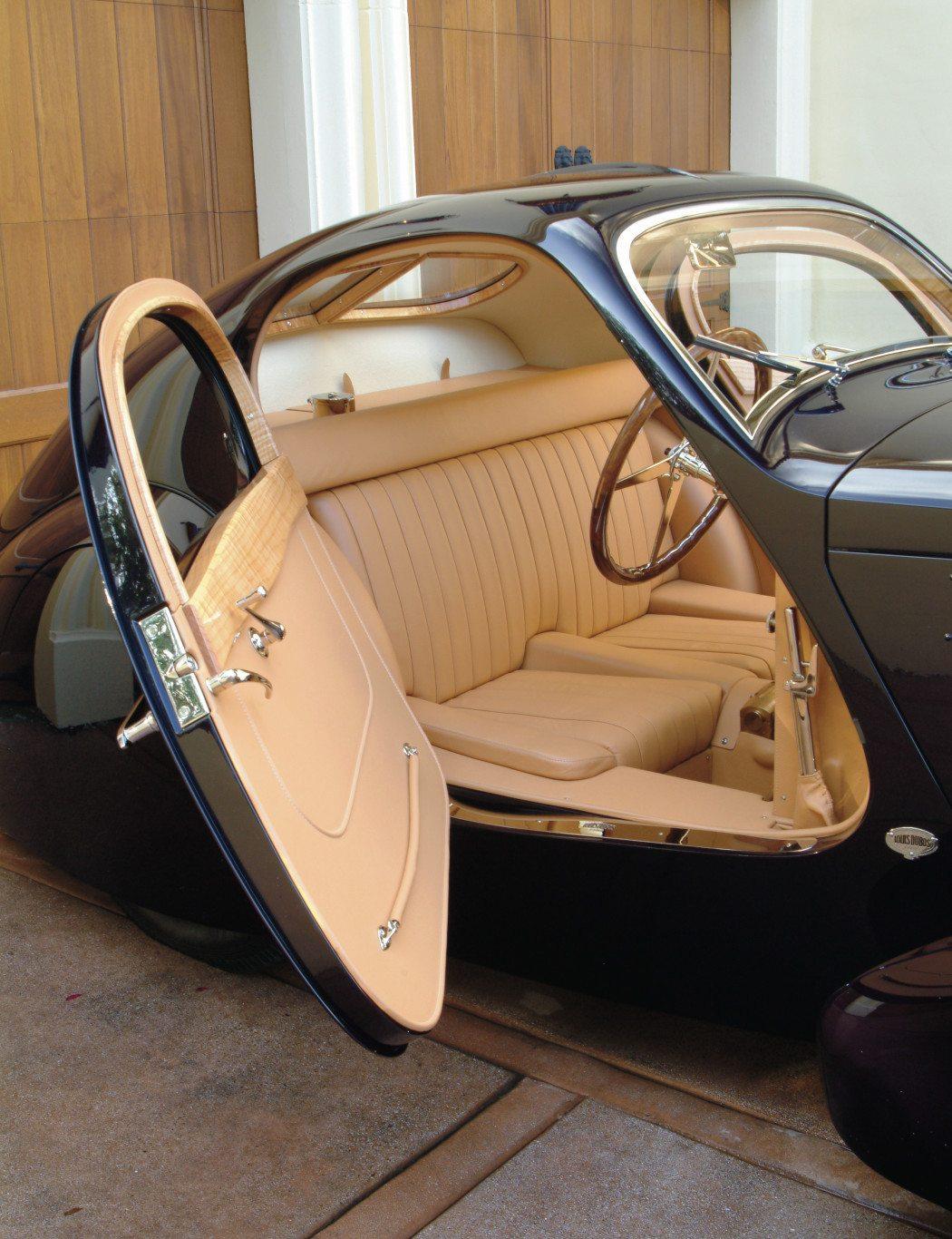 Bugatti Type 51 Suicide Doors