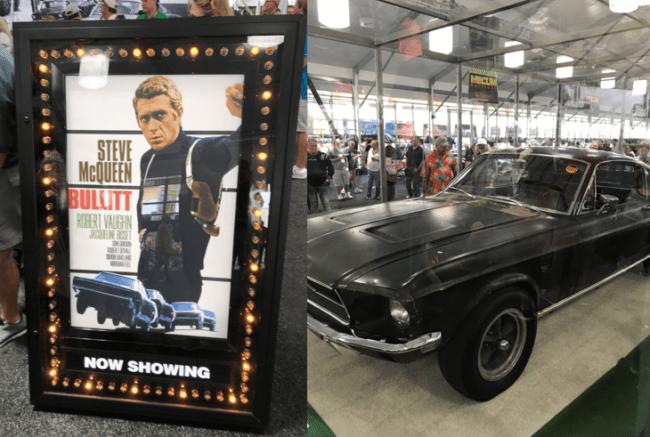 "1968 FORD MUSTANG GT ""BULLITT"""