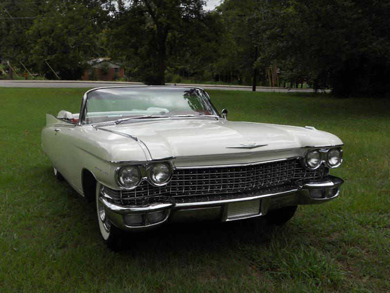 1960 Cadillac Eldorado Biarritz Front End