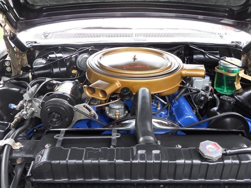 1960 Cadillac Eldorado Biarritz Engine Bay