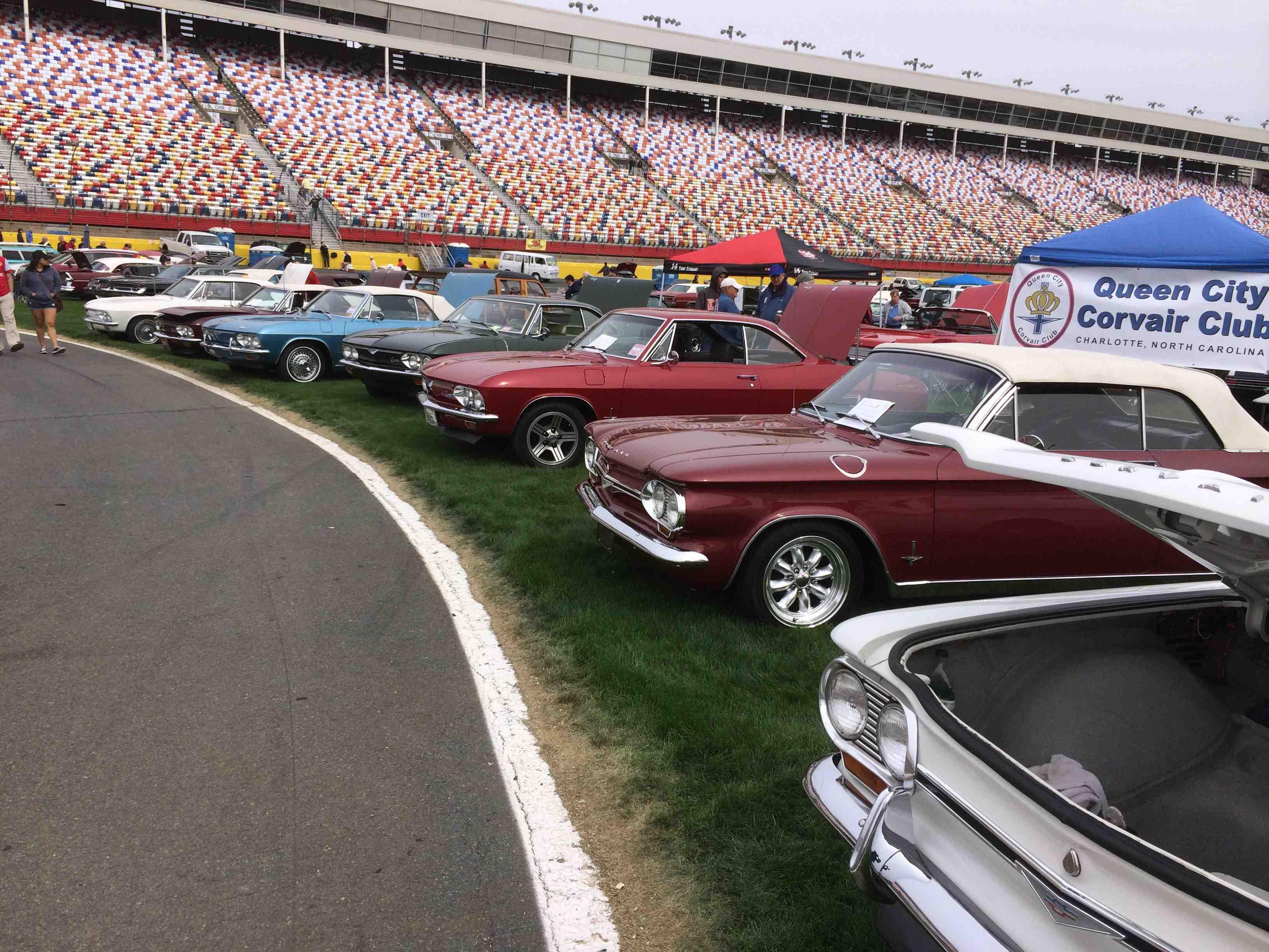 Charlotte Auto Fair Heacock Classic