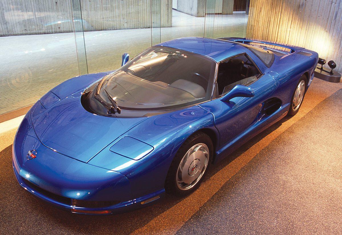 1990 Chevrolet Corvette CERV III Concept