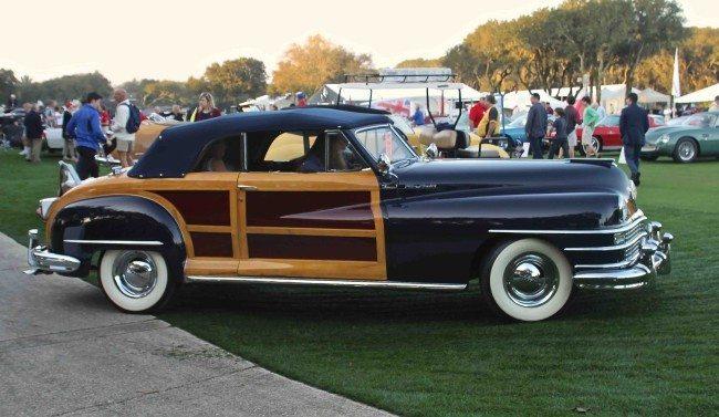 Chrysler woodie Amelia