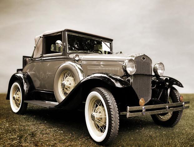 Classic Antique Car Insurance