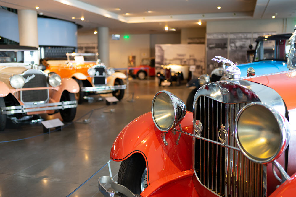 Classic Car Collection Insurance