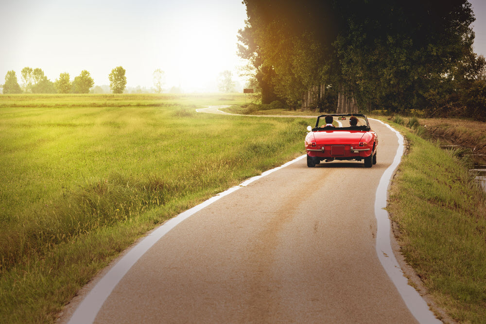 Classic Car Insurance Pleasure Drive