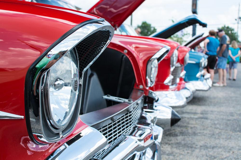 Classic Car Show Insurance