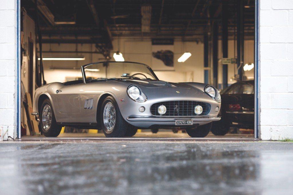 Classic Ferrari 250 GT California