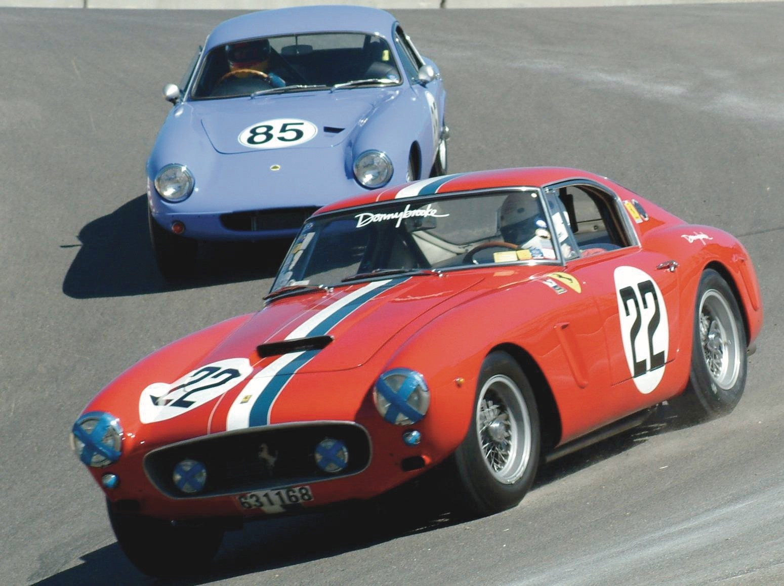 Classic Car Tours Vintage Racing Heacock Classic Insurance - Collector car classifieds