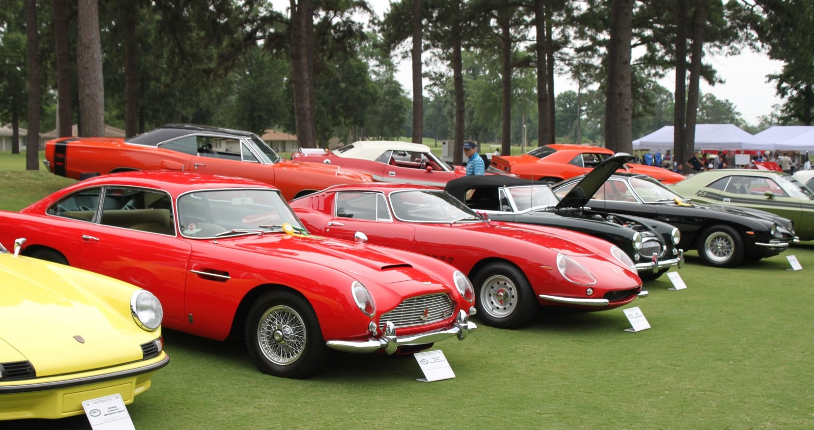 Classic Car Event Show Insurance Heacock Classic - Classic car events