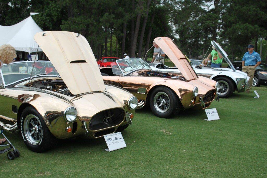 Replica Tribute Shelby Cobra Kit Cars