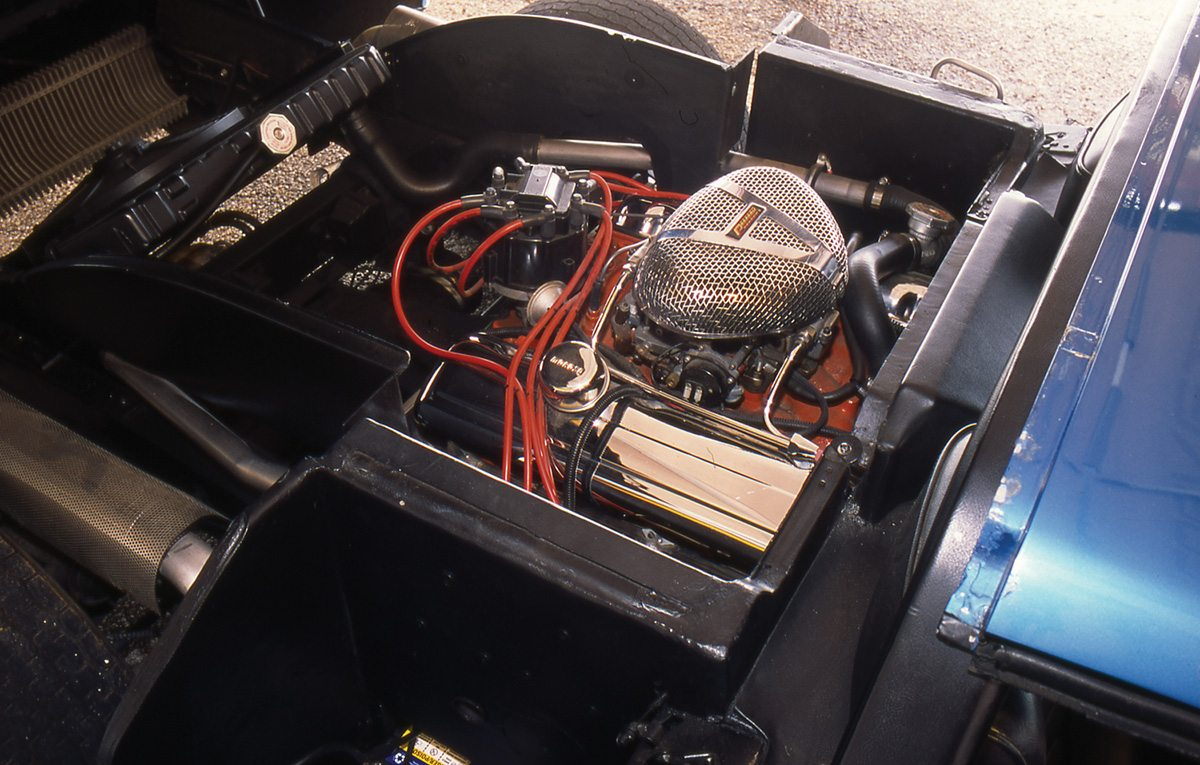 Corvette Astro L36 427 Engine