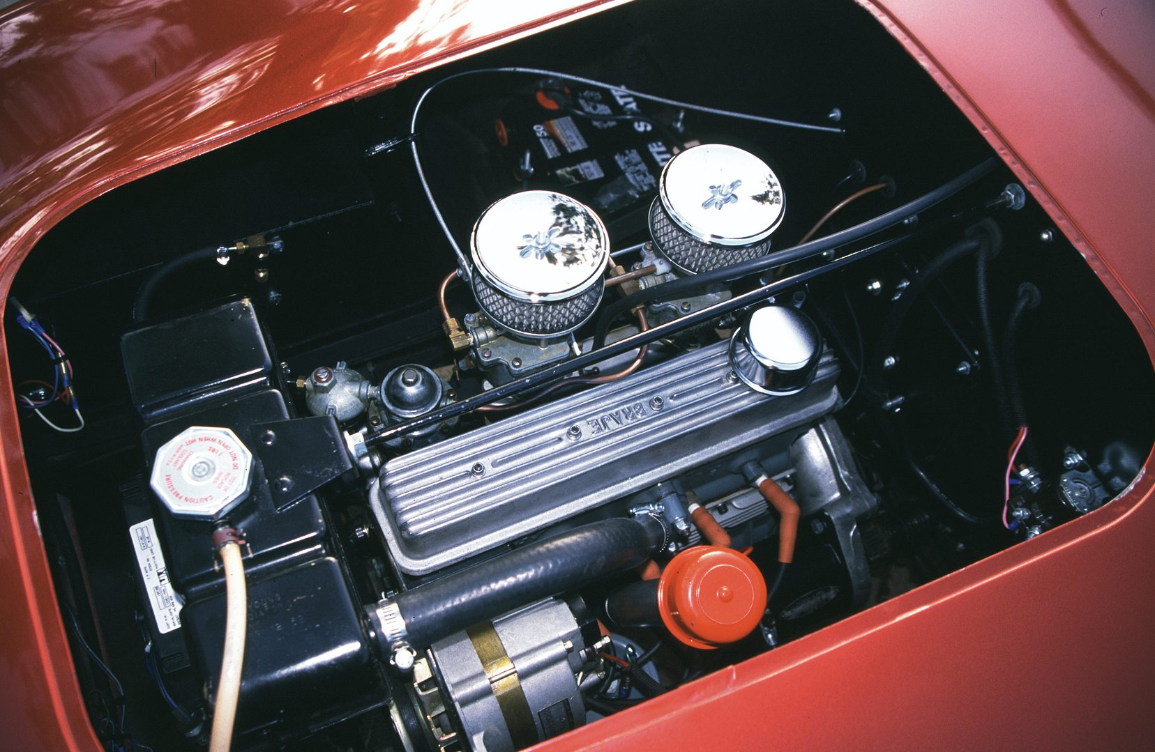 Crosley Hot Shot four cylinder engine