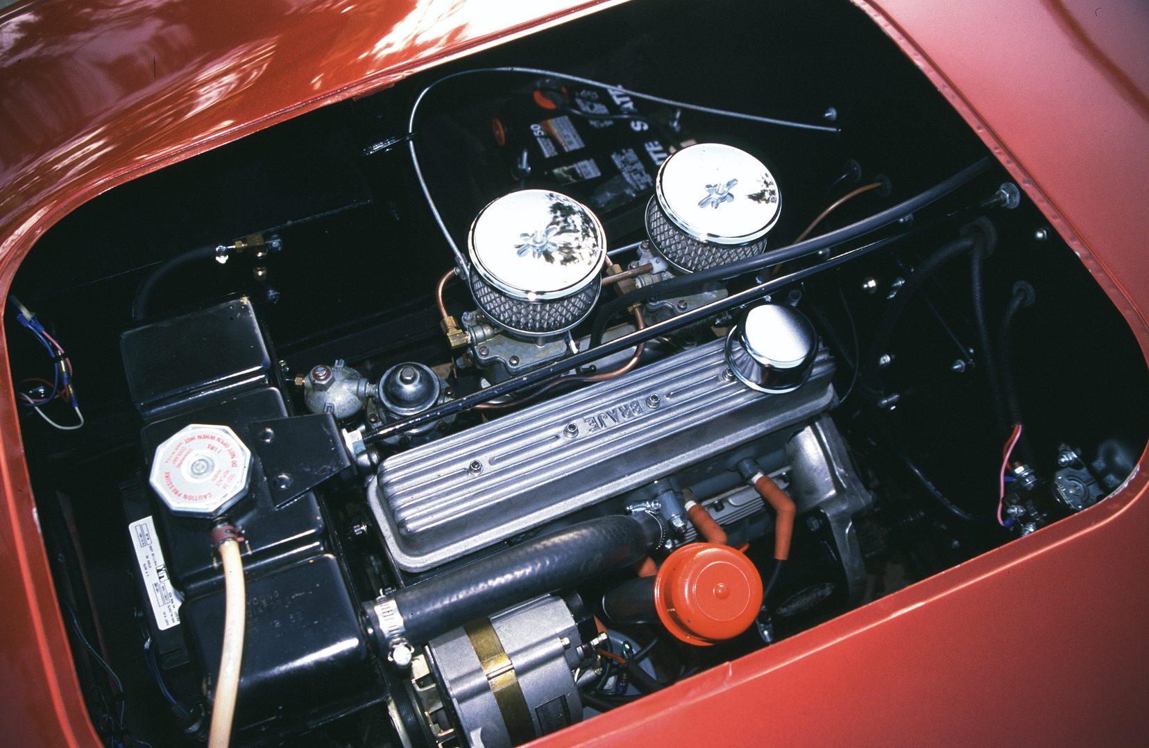 Crosley Hot Shot four cylinder engine